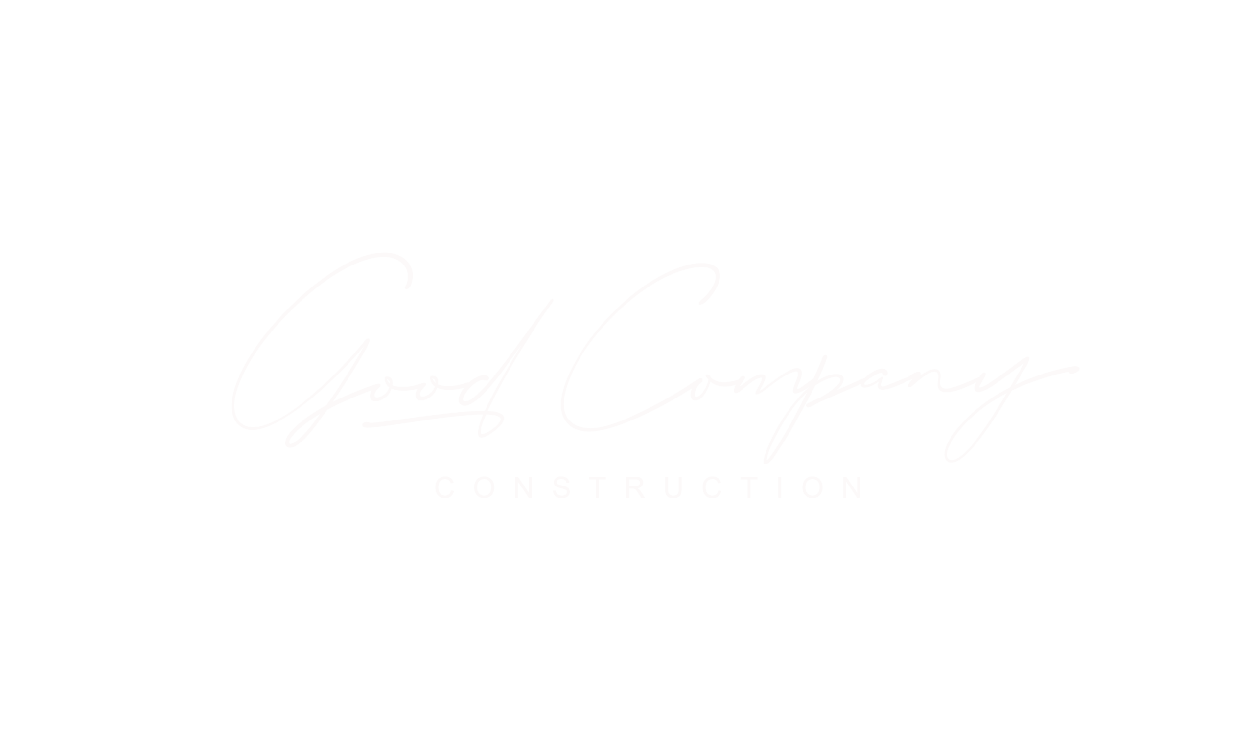 Good Company Construction Logo